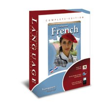 Complete French Language Tutor Software & Audio