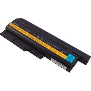 DENAQ 9-Cell 85Whr/7800mAh Replacement Li-Ion Laptop Battery for IBM/Lenovo ThinkPad R400, R500, R60, R60e, R60i, R61, R61e, R61i; ThinkPad SL300, SL400, SL500; ThinkPad T500, T60, T60p, T61, T61p; ThinkPad W500; ThinkPad Z60m, Z61e, Z61m, Z61p; Involveme