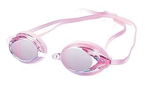 Speedo Womens Vanquisher Goggle, Pink
