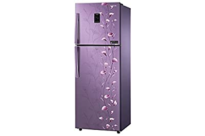 Samsung RT27JSMSAPZ Frost-Free Double-Door Refrigerator (181 Ltrs, 3 Star Rating, Tender Lily Purple)