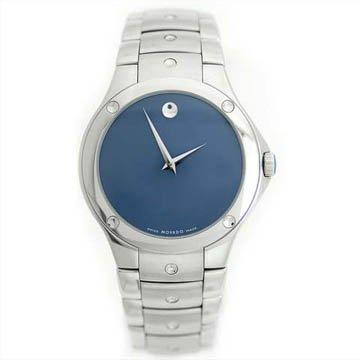 Movado Men's 605790 SE Stainless Steel Men's Watch