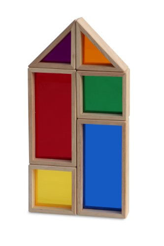 Wonderworld Rainbow Blocks