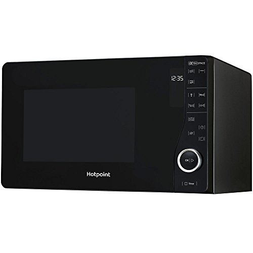hotpoint-mwh2622-mb-extra-space-800w-grill-microwave-in-black
