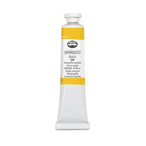 lienzos-levante-0110103305-oleo-espanoleto-tubo-de-20-ml-305-color-amarillo-medio