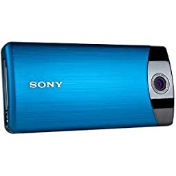 Sony bloggie MHS-TS20 1080p Full HD Pocket Video Digital Camcorder w/4x Zoom, HDMI, 3\