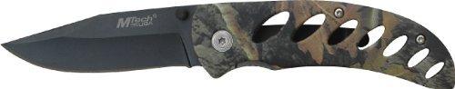 Mtech Usa Mt-501 Folding Knife 3.75-Inch Closed