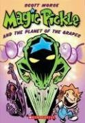 Magic Pickle and the Planet of the Grapes by Scott Morse at Amazon.com