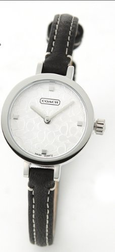 COACH Watches:Coach Studio Signature Dial Diamond Markers Women's Watch Images