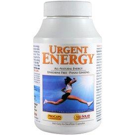 Urgent Energy 60 Capsules