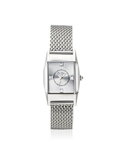 Ted Baker Women's TE4087 Modern Vintage Silver-Tone Stainless Steel Watch