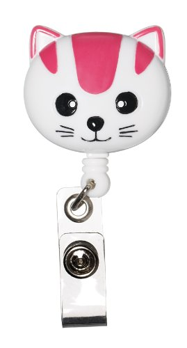 Prestige Medical S13-cat Retracteze Badge Holder Cat