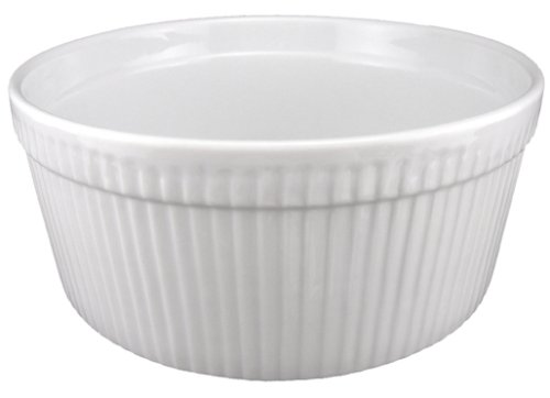 BIA Cordon Bleu 1-Quart Souffle, White - Buy BIA Cordon Bleu 1-Quart Souffle, White - Purchase BIA Cordon Bleu 1-Quart Souffle, White (BIA Cordon Bleu, Home & Garden, Categories, Kitchen & Dining, Cookware & Baking, Baking, Ramekins & Souffle Dishes)