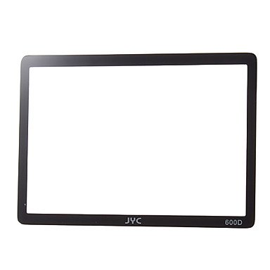 Flash-Ddljyc Photography Pro Optical Glass Lcd Screen Protector For Canon 600D