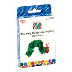 Eric Carle Very Hungry Caterpillar Card Game - 1