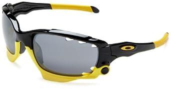 Oakley Men's Jawbone LIVESTRONG Sunglasses,Polished Black/Black Iridium,one size
