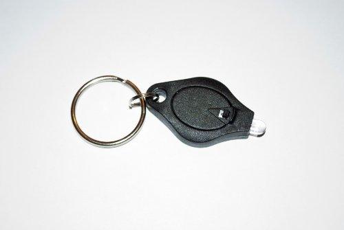 Mini Led Keychain Micro-Light, White Beam