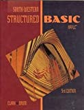 South-Western Structured Basic: Apple (0538618019) by Clark, James F.