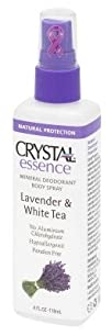 Crystal Essence Lavender and White Te…