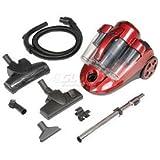 Cyclonic Turbo Hepa Canister Vacuum
