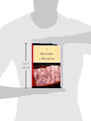 Manguel Alberto : History of Reading