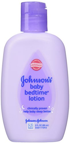 Johnson's, Baby Lotion bedtime lotion, 3 fl oz - 1