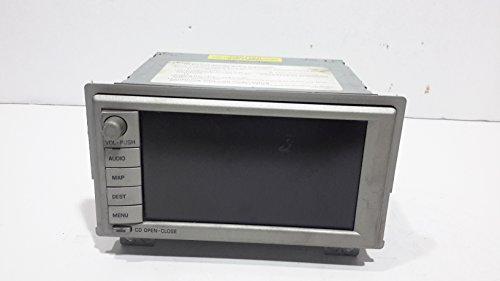 03-04-05-lincoln-aviator-navigation-unit-radio-cd-player