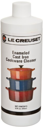Le Creuset 12-Ounce Enameled Cast-Iron Cleaner