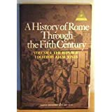 History of Rome Through the Fifth Century Volume 1: The Republic (Torchbooks)by A.H.M. Jones