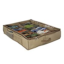 Cedar Twelve Cell Richards Homewares Underbed Chest