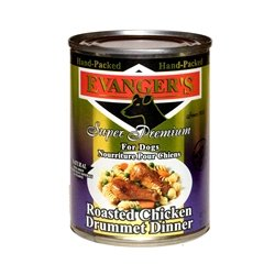 Evanger s Evanger s Roasted Chicken Drumette Canned Dog Food