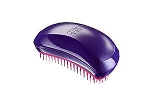 Tangle Teezer Salon - Cepillo para el pelo, color violeta y rosa