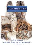 Lazertran Silk Transfer Sheets 10pk 8.5x11