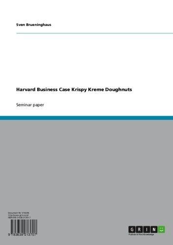 harvard-business-case-krispy-kreme-doughnuts