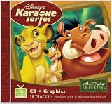 echange, troc Various Artists - Disney's Karaoke Series: Lion King