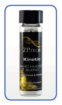 Kinetic Powder 1gm- Monoatomic Gold, Rhodium, Indium