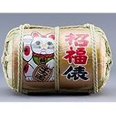 米俵- 招き猫 白米5kg入り