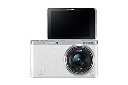 Samsung NX Mini 20.5MP Smart WiFi and NFC Compact Interchangeable Lens Digital Camera (With 9-27mm Lens)