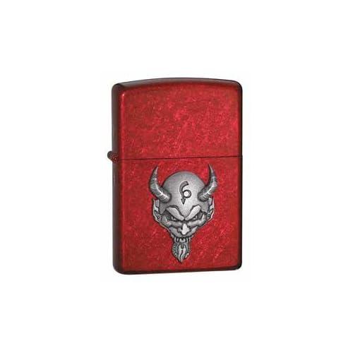 Amazon.com: Zippo El Diablo Emblem Lighter