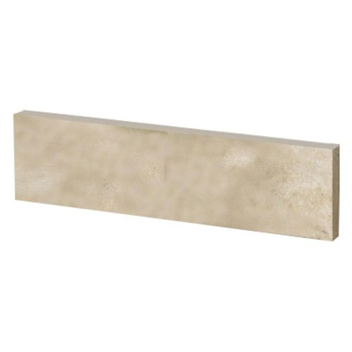 Pegasus 42996 20-Inch W Side Splash in Ivory Select Travertine