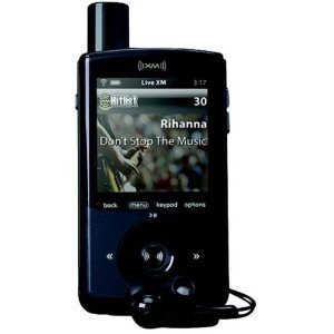 XM XPMP3H1 Portable Satellite Radio and MP3 Player (XMp3i)