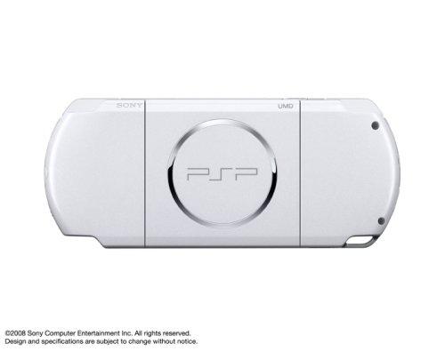 PSP「プレイステーション・ポータブル」 パール・ホワイト(PSP-3000PW)