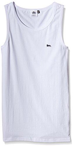 Lonsdale - Shipley, Vestaglia Uomo, Bianco (weiß), XX-Large (Taglia Produttore: XXL)