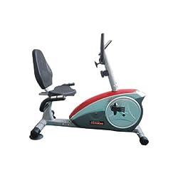 Viva Fitness KH-704RB Magnetic Recumbent Bike