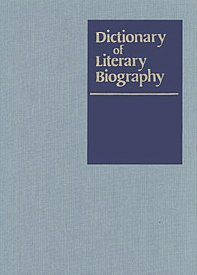 Dictionary of Literary Biography: Chicano Writers