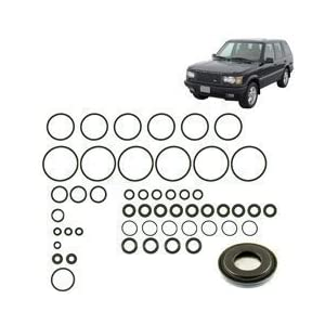 X8R X8R-020 Air Suspension Valve Block O Ring + Diaphragm Repair Fix Kit