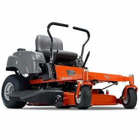 Husqvarna 967 00 36-05 Kohler 747 CC 3-in-1 Zero-Turn Mower with a 54 Inch 12-Gauge Cutting Deck image