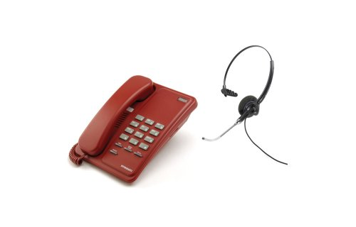 Interquartz Enterprise Basic Headset Package - Red images