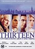 Thirteen Conversations About One Thing packshot