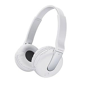 Sony DRB-TN200W.CE7 Casque Arceau Bluetooth Blanc