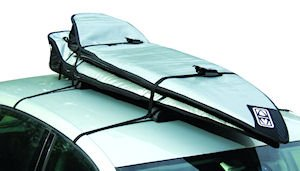 Dorsal Premium Single Wrap Surfboard Soft Racks Pad And